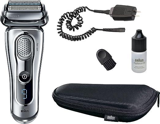 Braun Series 9 9093s Wet & Dry eléctrica Foil Shaver para los ...