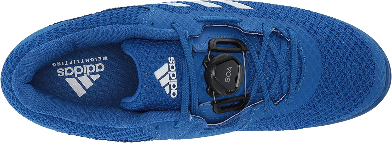 Adidas Performance 16 II, Noir, 46 EU Bleu Blanc Bleu