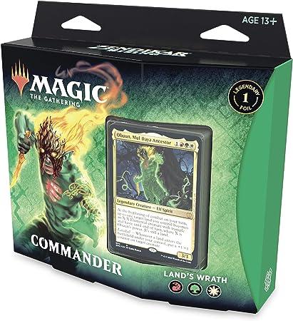 100 Card Ready-to-Play Deck Magic The Gathering Kaldheim Commander Deck Blue-White Phantom Premonition