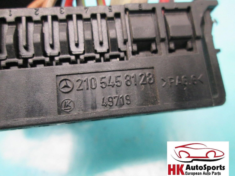 Amazon.com: MERCEDES BENZ C230 W202 ENGINE WIRE WIRING HARNESS 2024408106  2.3L OEM 1997 1998: Automotive
