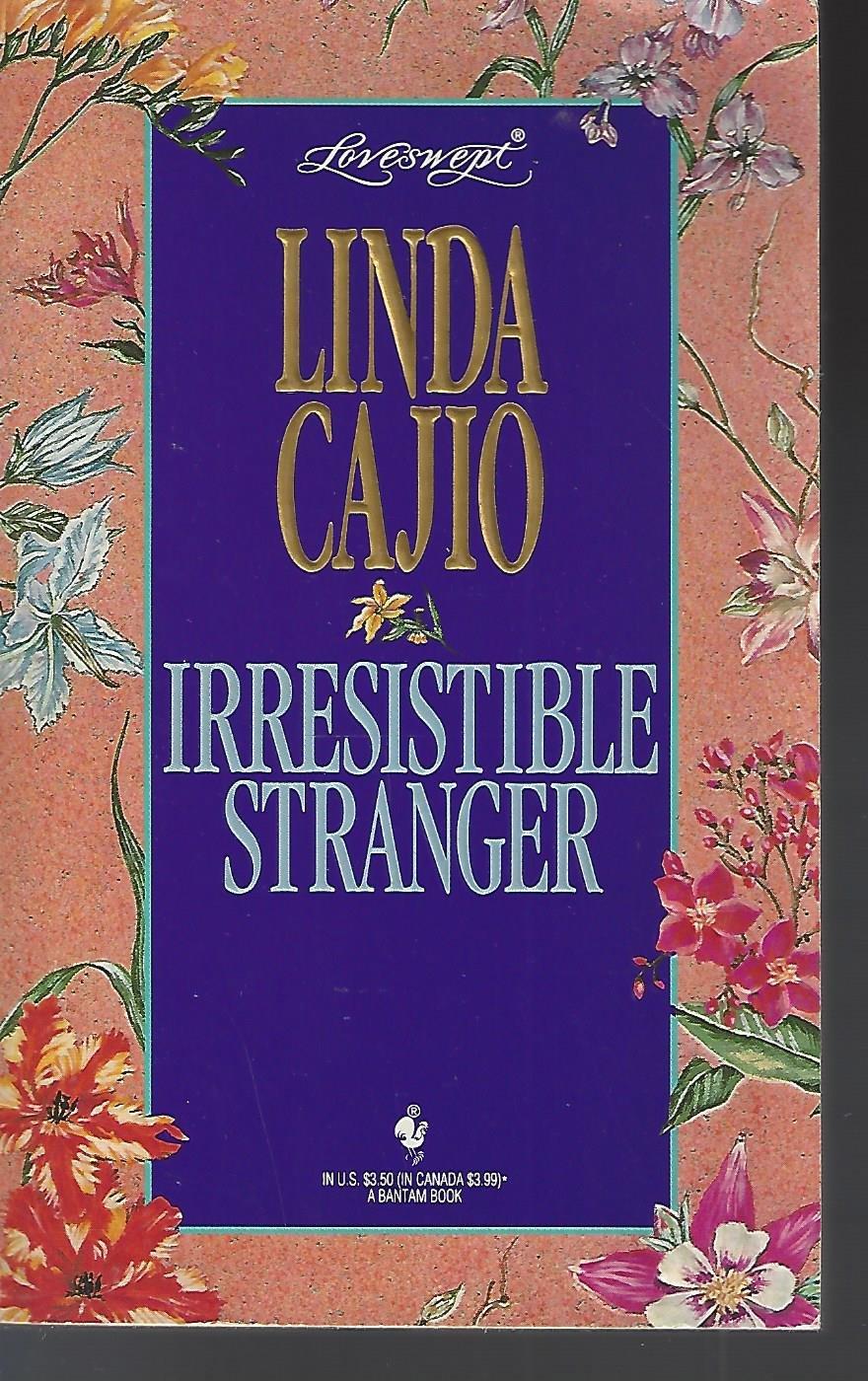 Irresistible Stranger (Loveswept, No 721)