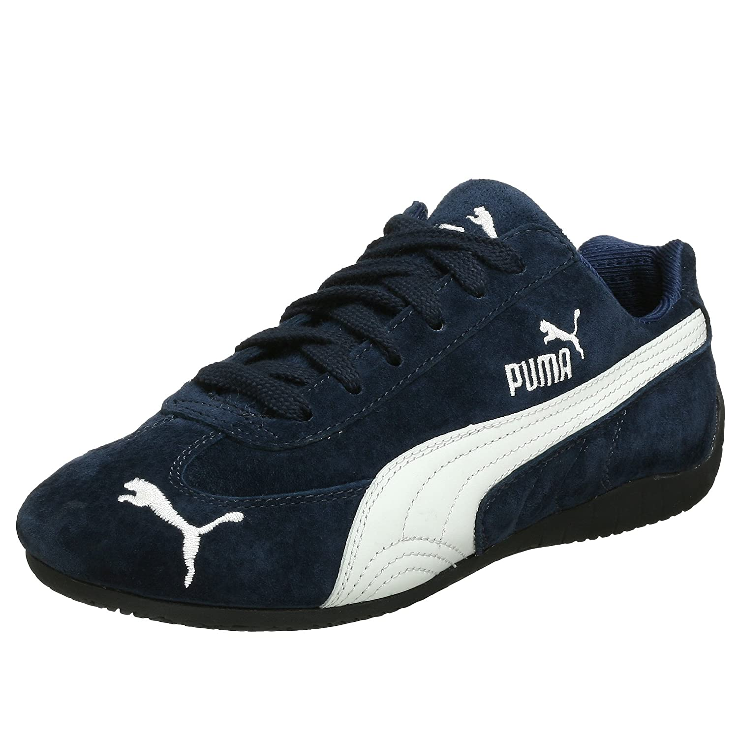 Buy PUMA Women's Speed Cat SD US Sneaker, Blue/Natural, 7 M ...