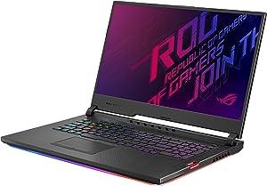 "Asus ROG Strix Hero III (2019) Gaming Laptop, 17.3"" 144Hz IPS Type FHD, NVIDIA GeForce RTX 2060, Intel Core i7-9750H, 16GB DDR4 RAM, 512GB PCIe Nvme SSD, Per-Key RGB KB, Windows 10 Home, G731GV-DB74"