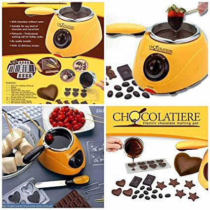 Image result for Chocolatiere Electric Chocolate Melting Pot