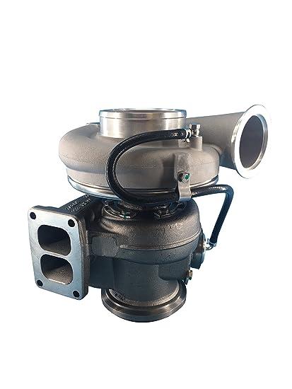 Detroit 60 Series >> Amazon Com Brand New Turbo Detroit Diesel 60 Series 12 7l Engine