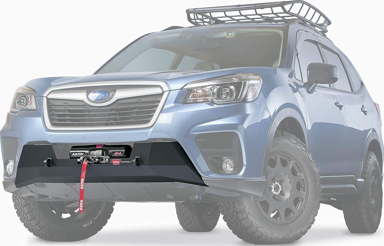 WARN 106221 Semi-Hidden Winch Mounting Kit Fits 2018-Current Subaru Crosstrek