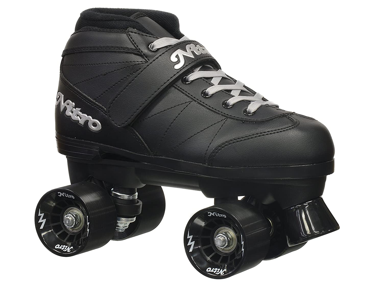 (Adult - 6) - Epic Skates Epic Super Skates Nitro Indoor/Outdoor Quad Speed Roller Skates B0189QSGNO, YANOオンライン:42dc9a31 --- web.ferraridentalclinic.com.lb