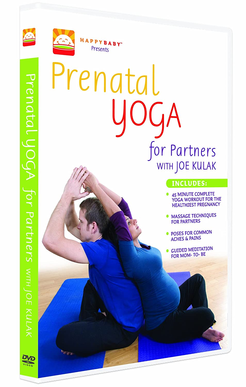 Amazon.com: Prenatal Yoga for Partners: Joe Kulak, Shazi ...
