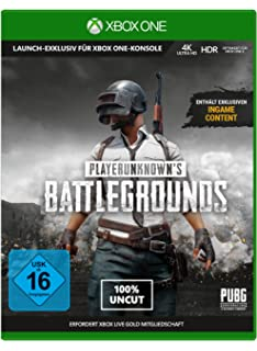 Playerunknown S Battlegrounds Pubg Playstation 4 Amazon De Games