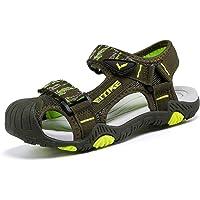 ASHION Sandales pour Enfants Plage Sports Outdoor Sandales Chaussures de Trekking