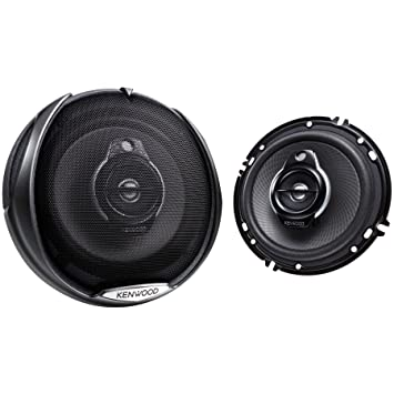 speakers 6 1 2. kenwood kfc1694ps 6-1/2-inch 3-way car speakers (set 6 1 2