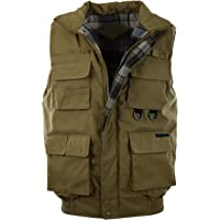 ChoiceApparel® Mens Basic Padded Windbreaker Puffer Vests (Many Styles to Choose from)