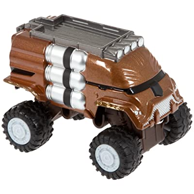 Hot Wheels Star Wars Chewbacca Vehicle: Toys & Games