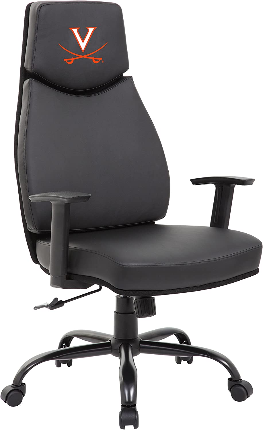 PROLINE NCAA Leather Office Chair