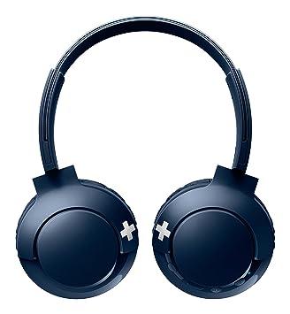 763b0dfbcb9 Philips on-ear headphones SHB3075BK/00 on-ear Bluetooth headphones  (Bluetooth,