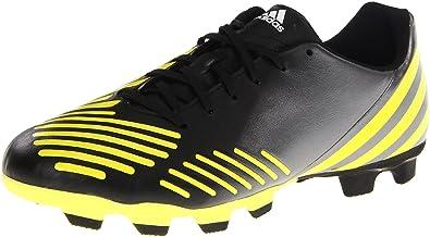 Adidas uomini predito lz trx fg scarpa da calcio, nero / laboratorio