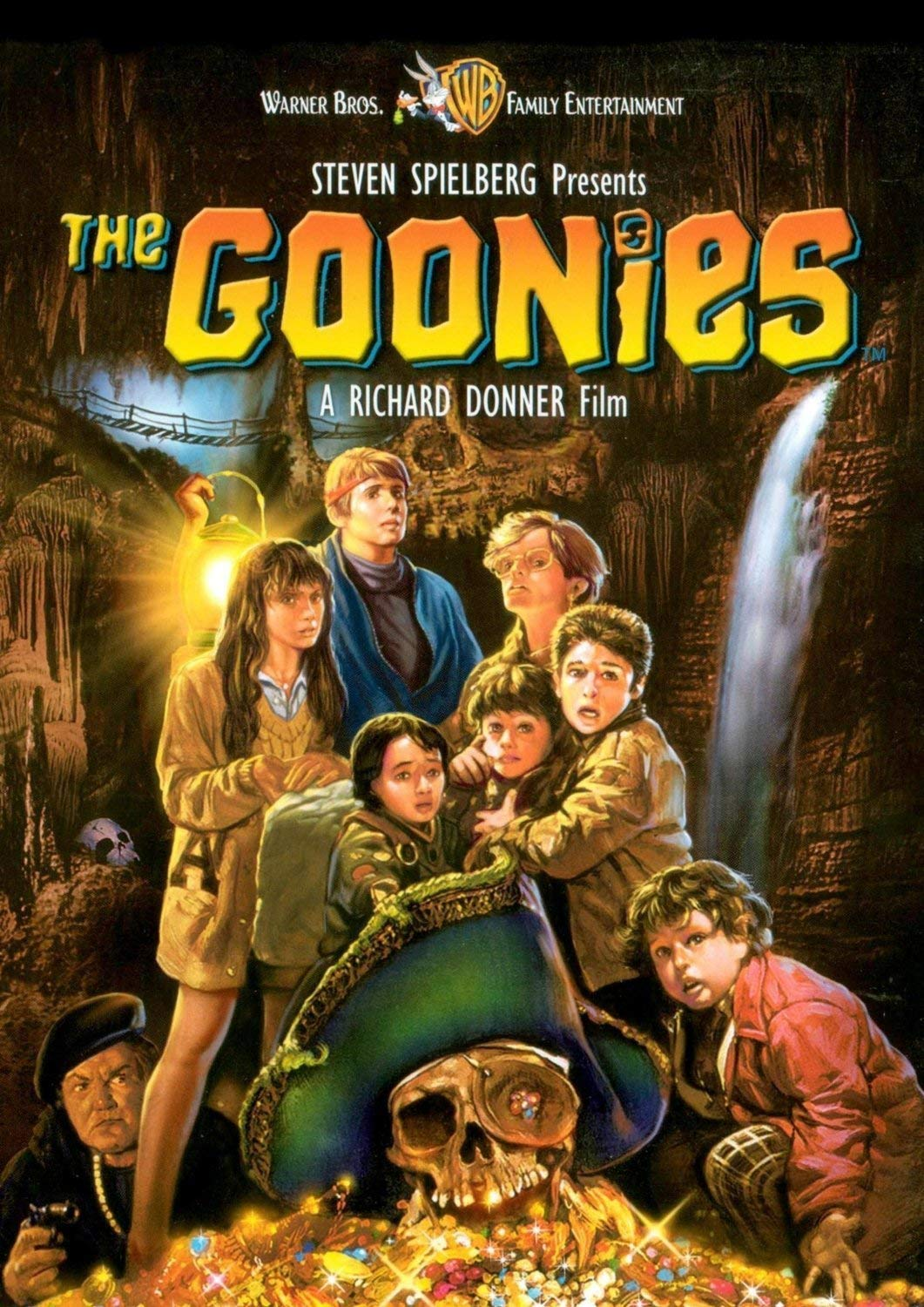The Goonies Poster Print Wall Decor