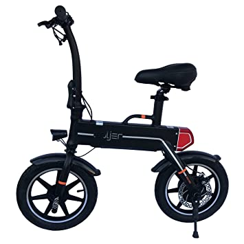 Electric Commuter Bike >> Ifreego Mini Adult Electric Bike Bicycle Lightweight Compact Commuter No Pedals