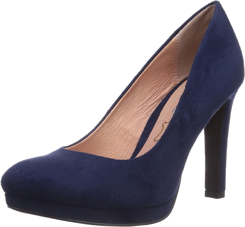TALLA 37 EU. Buffalo H748-1 P1804D, Zapatos de Tacón para Mujer