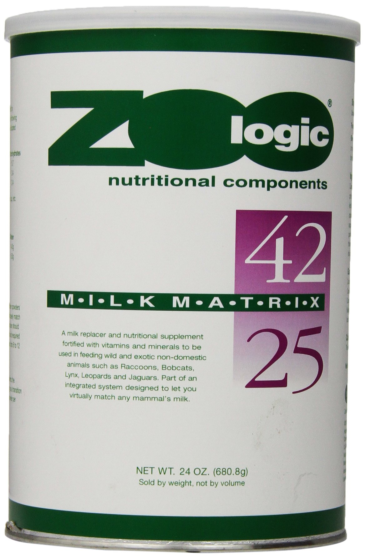 Pet Ag Milk Matrix 42/25, 24-Ounce