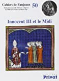 Innocent III et le Midi