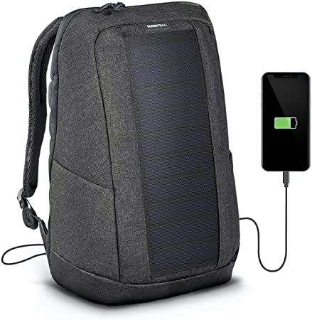 Sunnybag Iconic Robust Convenient Solar Backpack