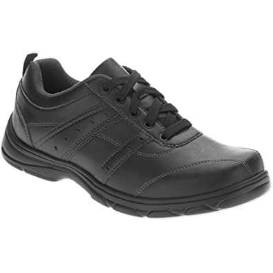 27faf9e9 Amazon.com | Wrangler Mens Memory Foam Oxford Shoe (8 (MEX-26 EUR ...