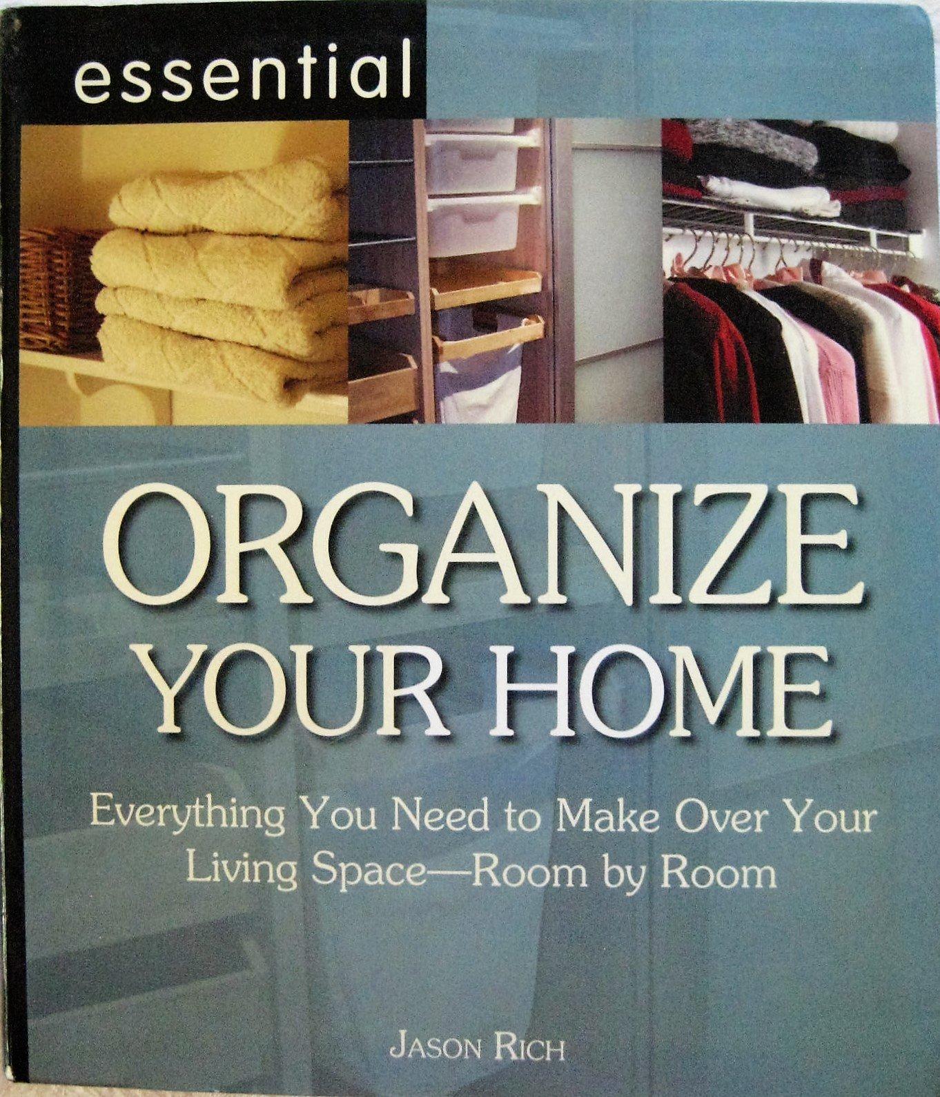 Essential: Organize Your Home pdf