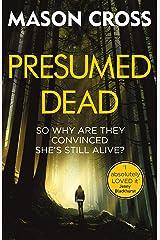 Presumed Dead: Carter Blake Book 5 Kindle Edition
