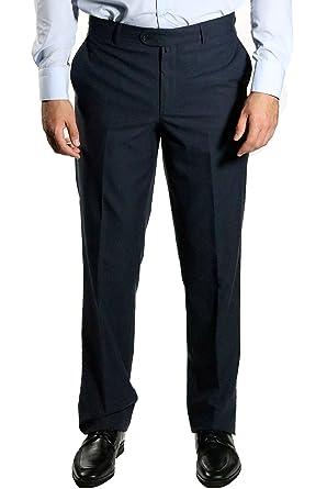MUGA - Pantalón de traje - Básico - para hombre azul oscuro ...