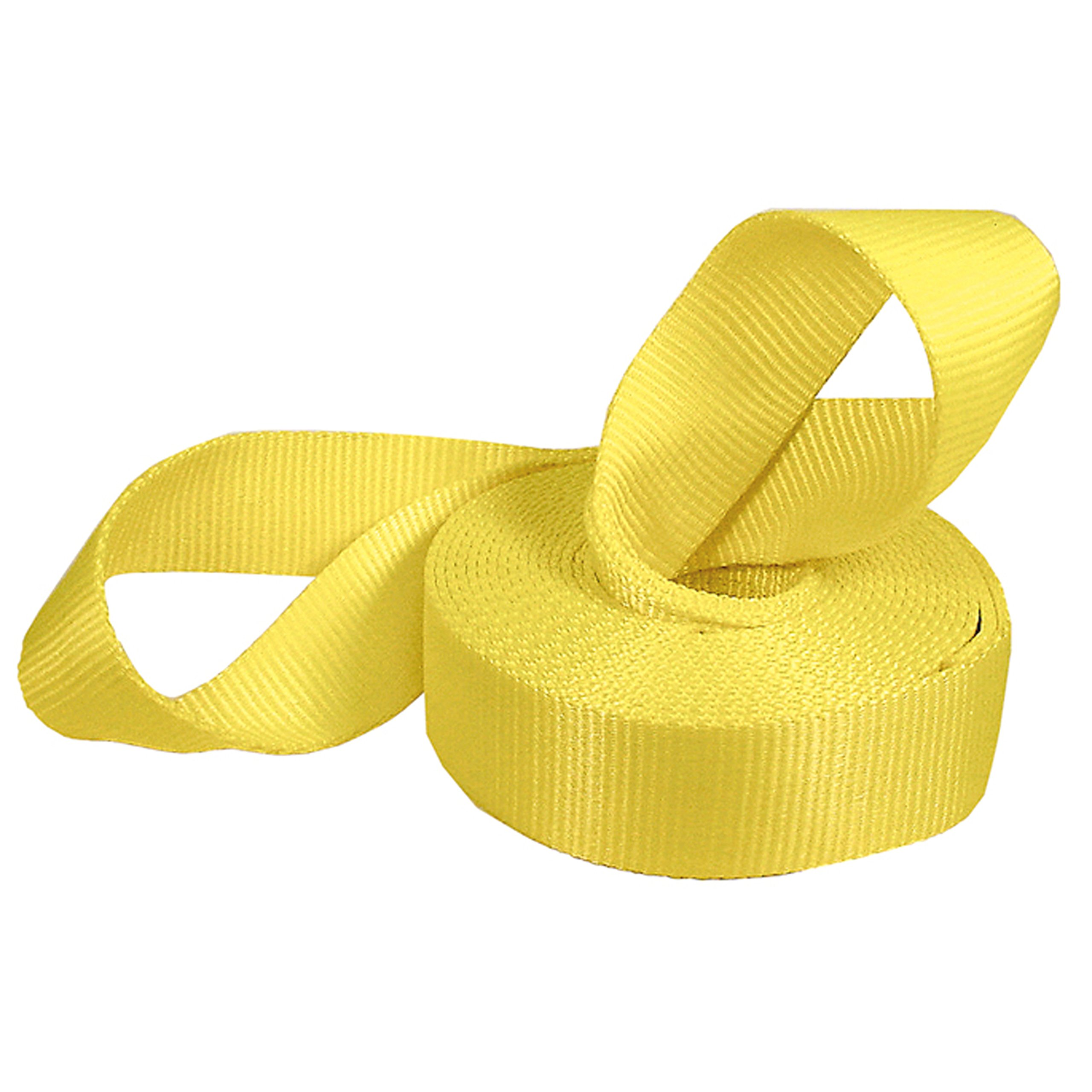 Keeper 02932 3'' x 20' Vehicle Recovery Strap, 22,500 lb Web Capacity by Keeper