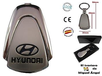 Llavero de coche Hyundai