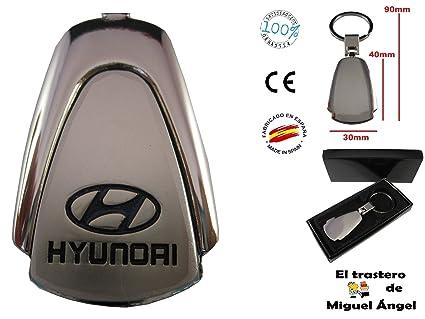 Llavero de coche compatible con Hyundai lla013-30