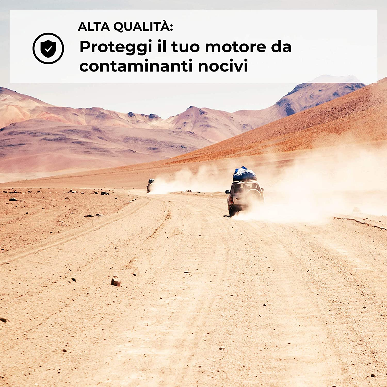 K/&N RC-2310 Filtro universale Auto e Moto