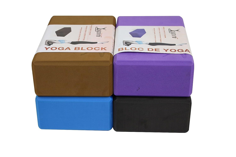 Amazon.com : BLACK Yoga KIT: Best Selling Top Studio Quality ...