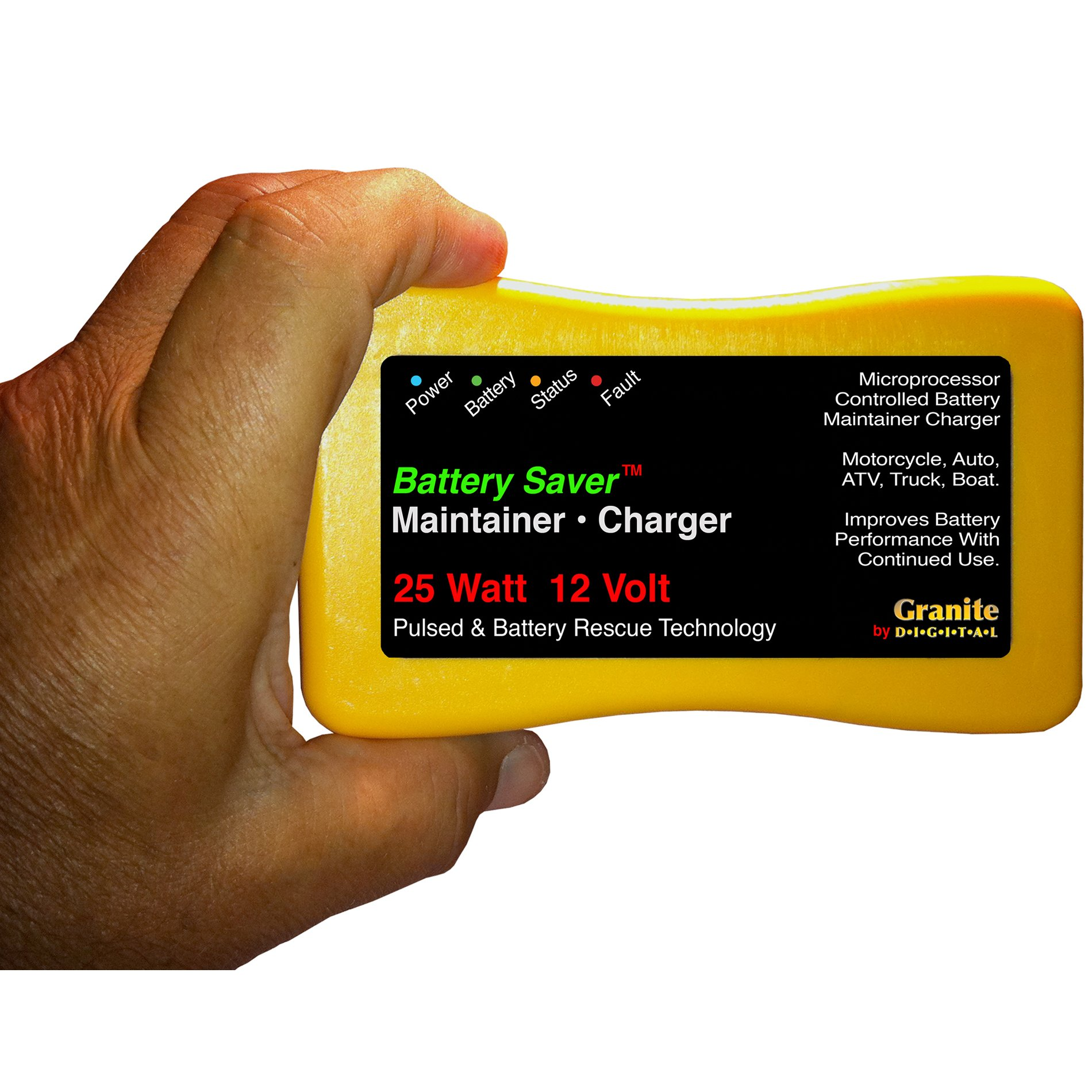 Save A Battery 3015 12 Volt/25 Watt Battery Saver/Maintainer and Battery Rescue by Battery Saver (Image #8)