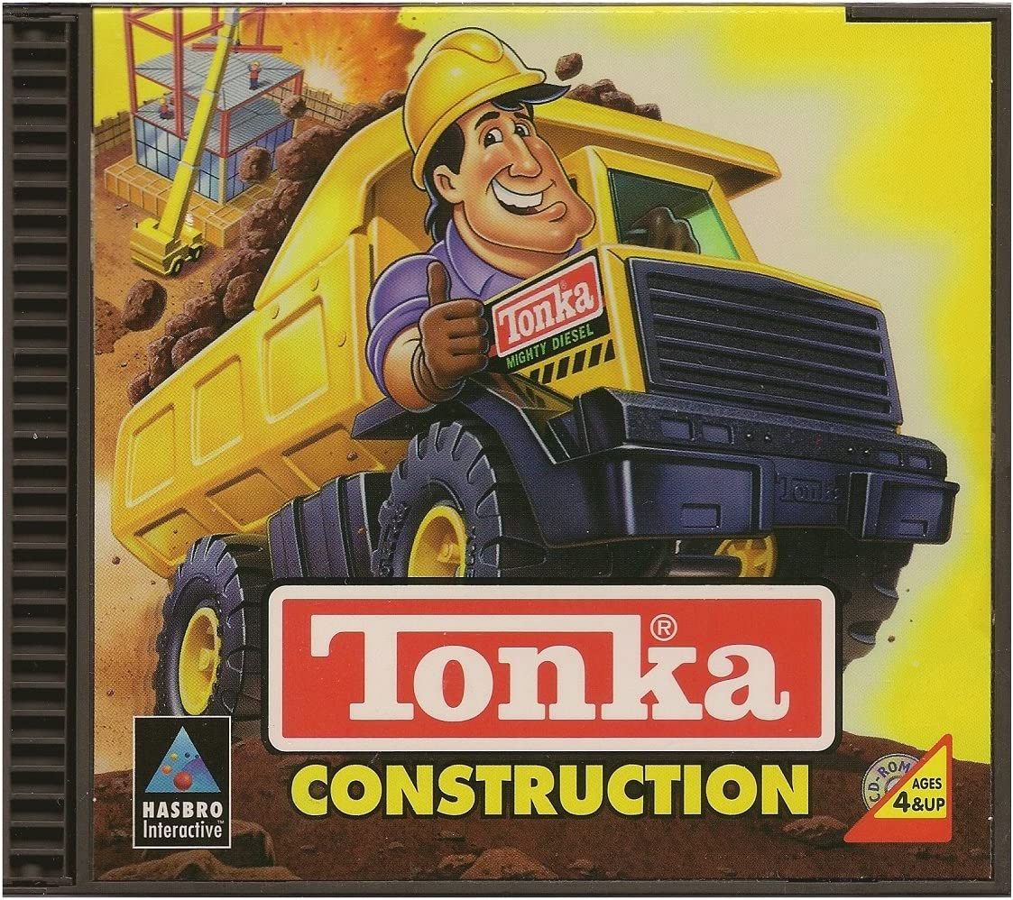 B000BLMXBC Tonka Construction Cd-rom Game 81NLm9R8JUL