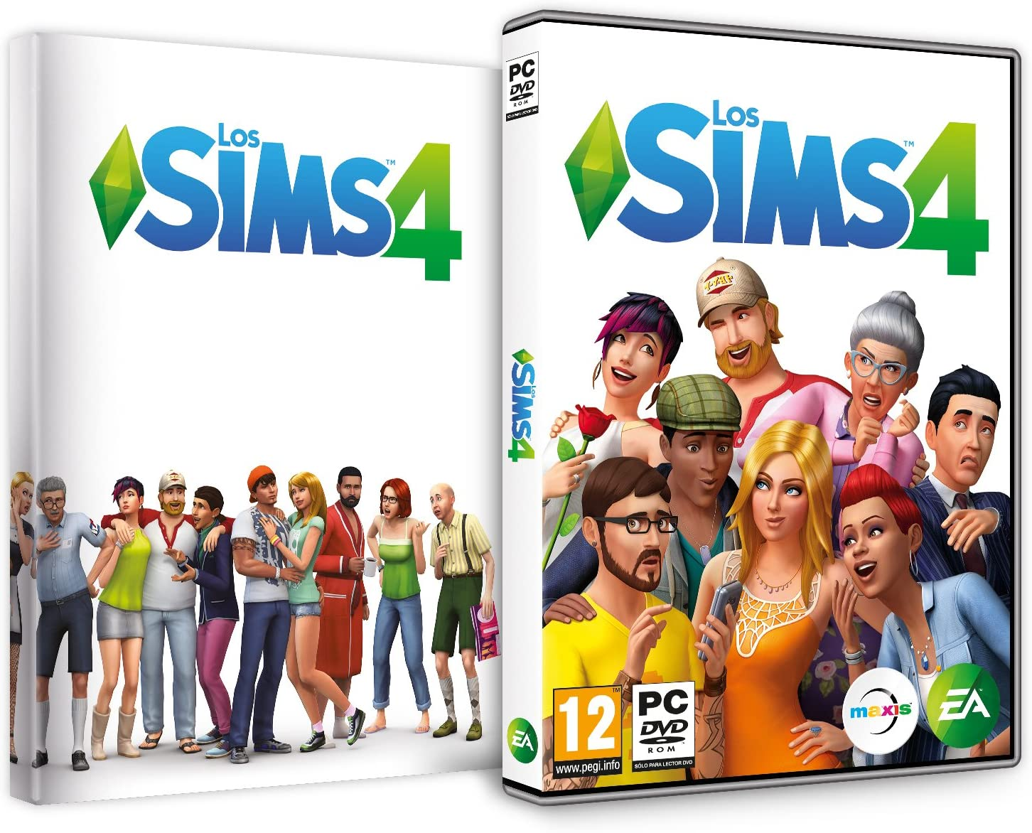 Los Sims 4 - Edición Estándar + Agenda: Amazon.es: Videojuegos