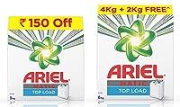 Ariel Matic Top Load (150 OFF) Detergent Powder 3 kg