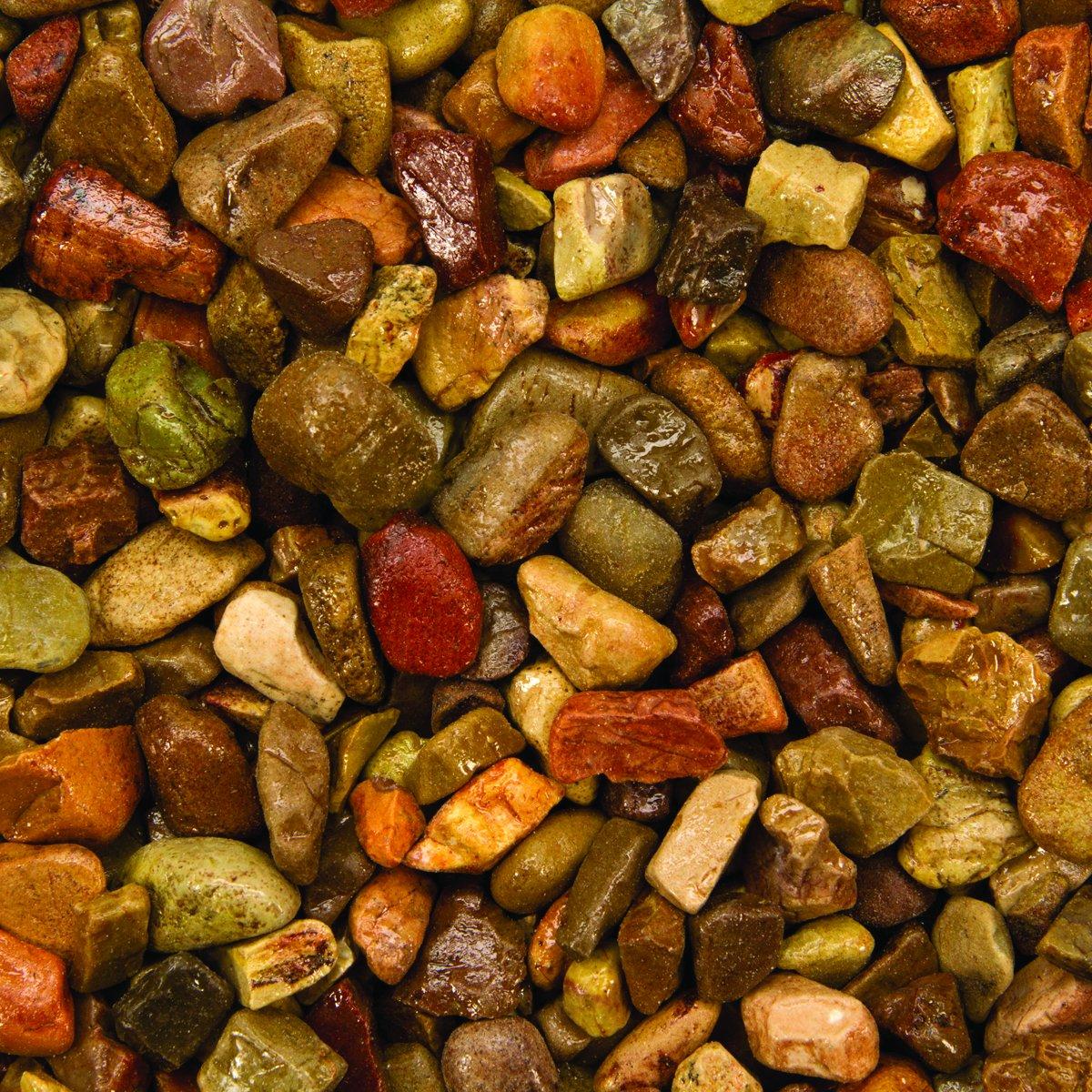 Cherokee Pebble 5 lb Cherokee Pebble 5 lb Clifford W Estes Products Gravel, Cherokee Pebble, 5 lb