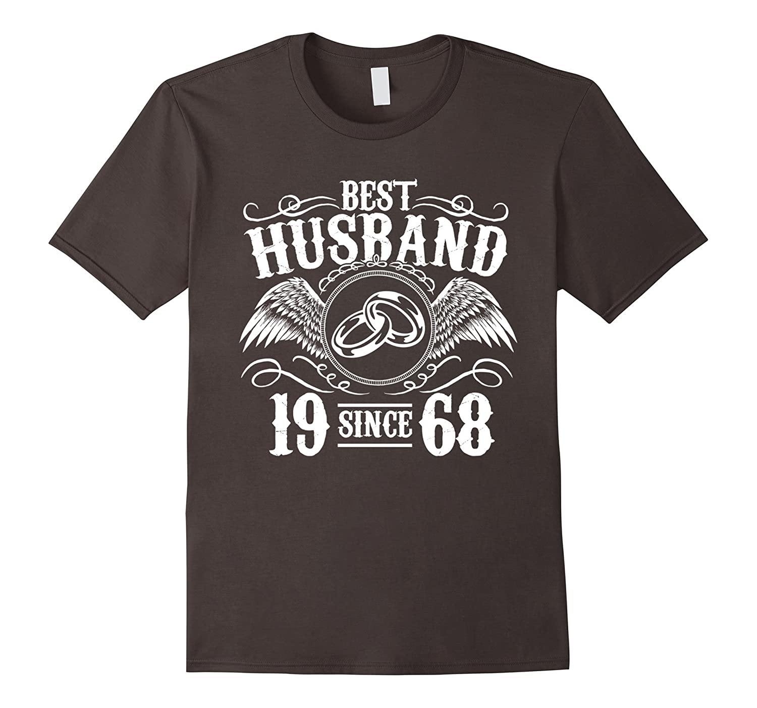 Great Wedding Gift For Husband: Great T-Shirt For Husband. 49th Wedding Anniversary Gift