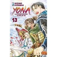 Yona la principessa scarlatta: 13
