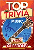 Cheatwell Games 11578 Top Trivia Music Quiz Game