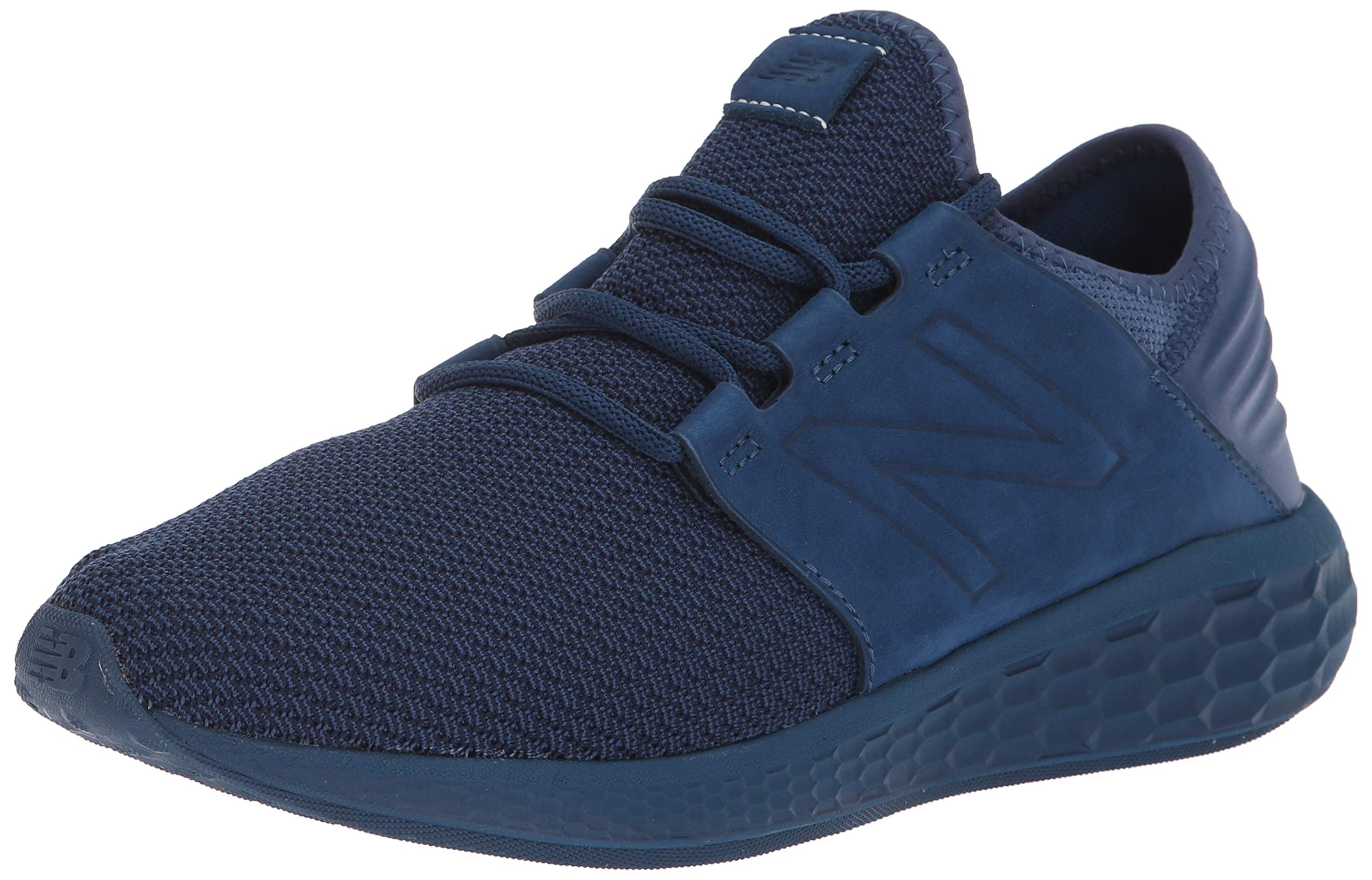 New Balance Men's Cruz V2 Fresh Foam Running Shoe, moroccan tile, 9.5 D US by New Balance
