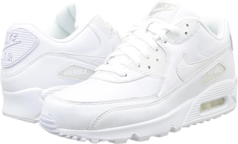 Nike Air Max 90 Leather Scarpe da Ginnastica Uomo Sneaker casual