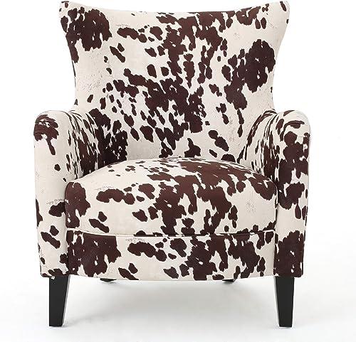 Christopher Knight Home Arabella Classic Velvet Club Chair