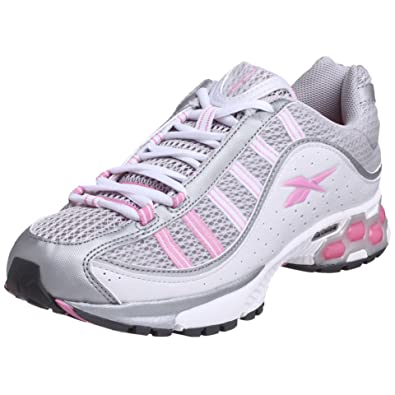 a2670a27c2 Amazon.com | Reebok Women's RBK Zone II Running Shoe, Pink/White ...