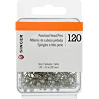 Dressmaker Pins 1-1//2-Inch 38mm(Multicolor) Officepal 1000-Count Sewing Pins Glass Ball Head Pins