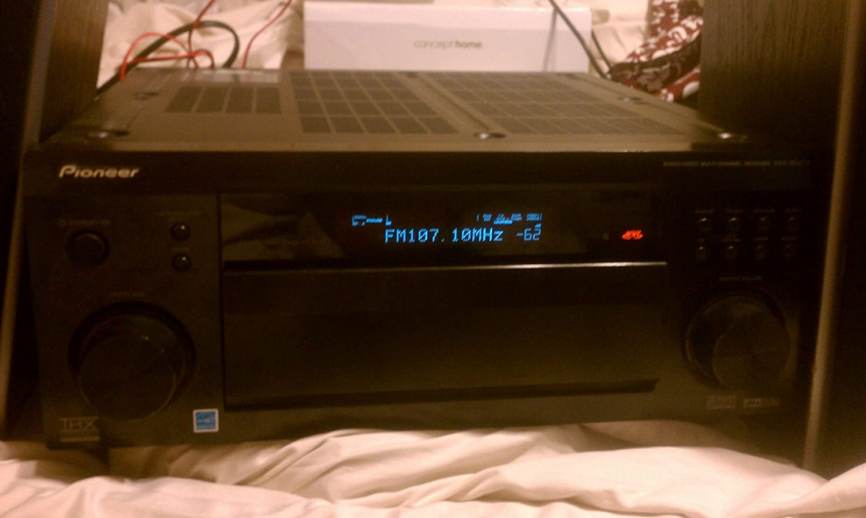 Pioneer VSX-1014TXK THX Select AV Receiver