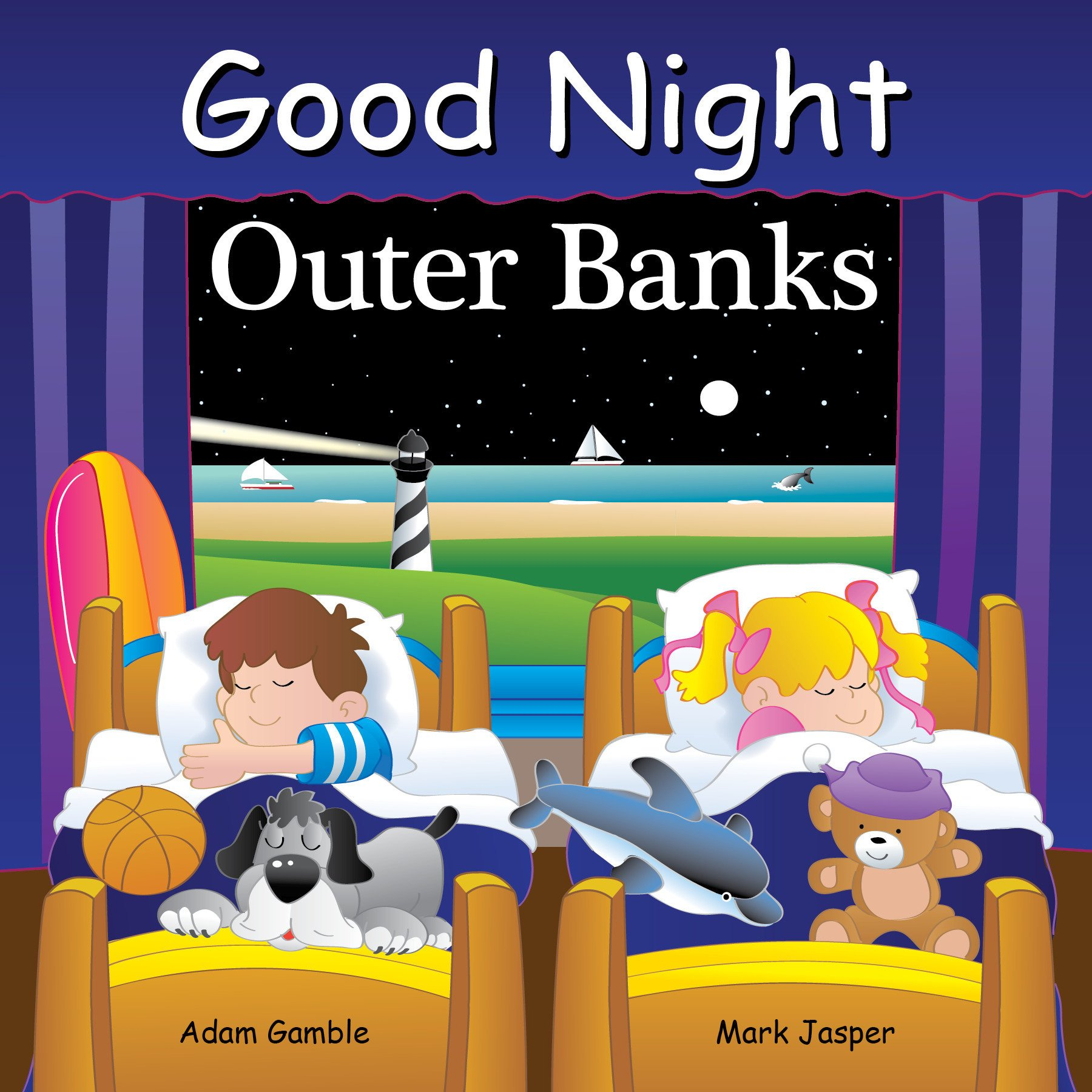 Good Night Outer Banks (Good Night Our World) ebook